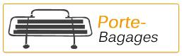 Porte-bagages pour cabriolet