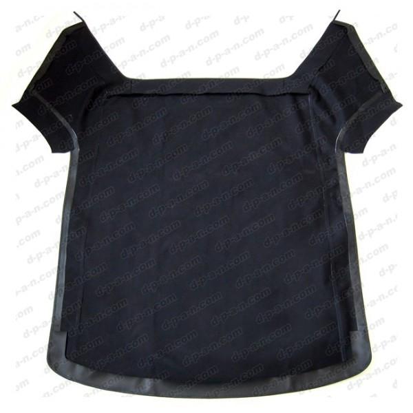 capote avant peugeot 205 rolland garros 205 cj 205 cti en vinyle. Black Bedroom Furniture Sets. Home Design Ideas