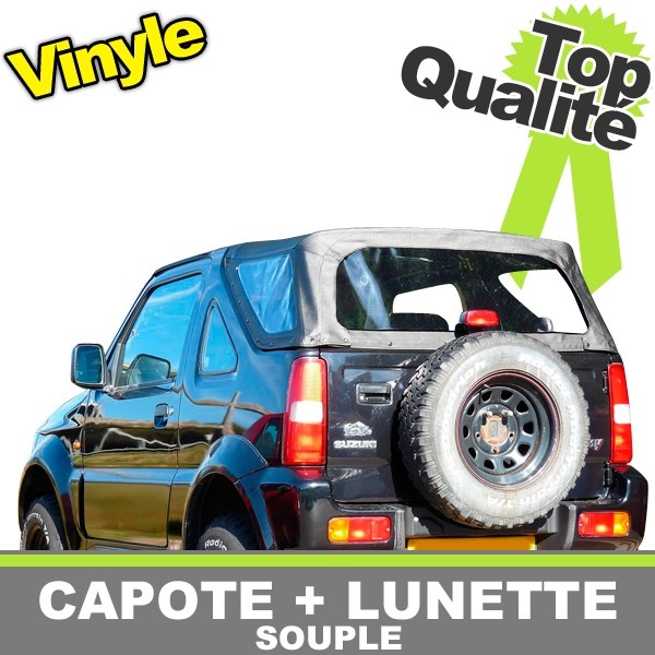capote jimny cabriolet en vinyle. Black Bedroom Furniture Sets. Home Design Ideas