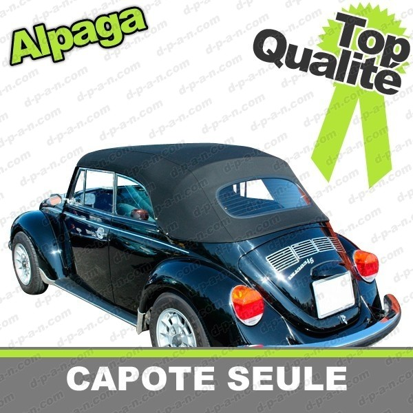 capote coccinelle 1303 volkswagen en alpaga sonnenland. Black Bedroom Furniture Sets. Home Design Ideas