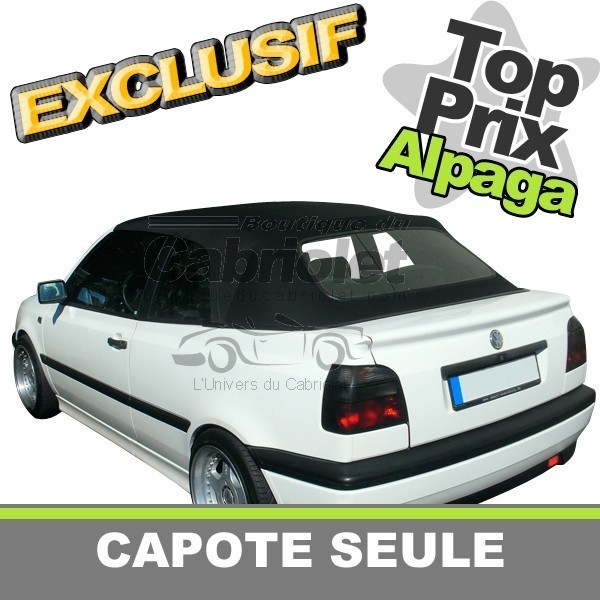 capote cabriolet golf 3 volkswagen en alpaga stayfast st2. Black Bedroom Furniture Sets. Home Design Ideas