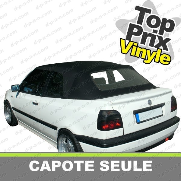 capote golf 3 cabriolet en vinyle grain origine. Black Bedroom Furniture Sets. Home Design Ideas