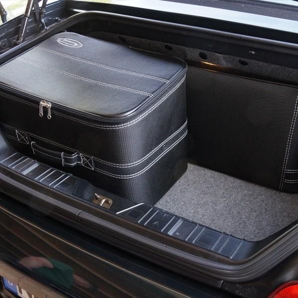 Bmw Z3 Cabriolet: Bagagerie Sur Mesure Pour BMW Z3 Cabriolet
