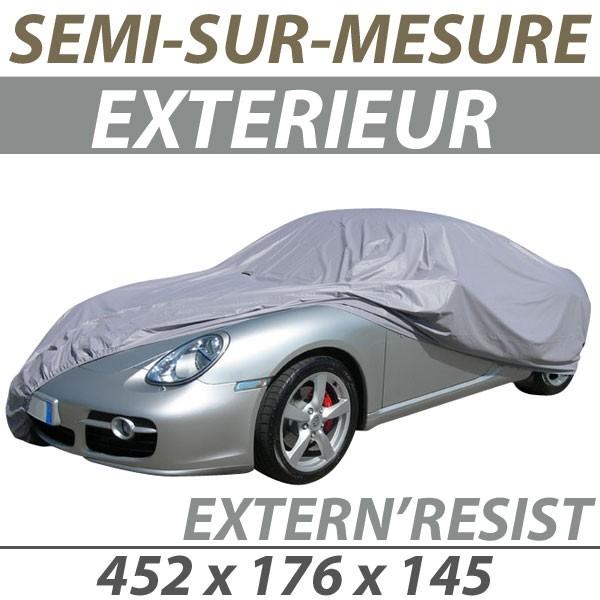 housse voiture porsche 997 bache protection auto semi sur mesure exterieure externresist. Black Bedroom Furniture Sets. Home Design Ideas