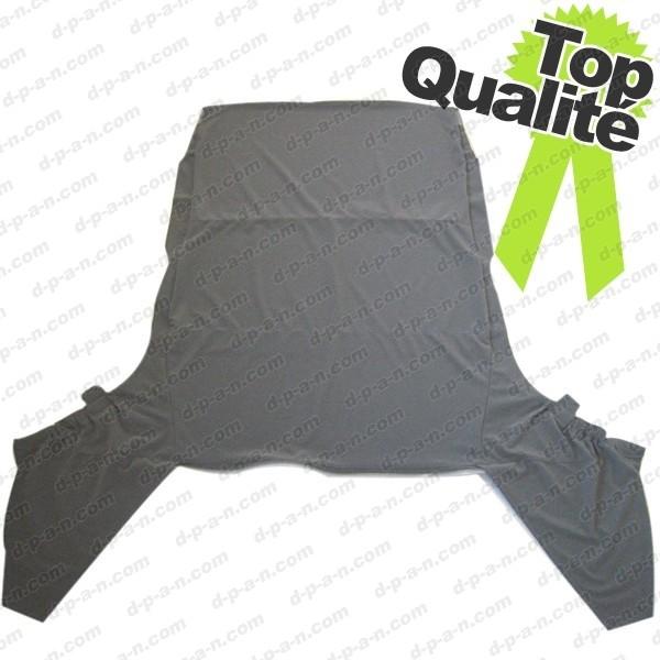 ciel de toit pavillon interieur pour capote volkswagen golf 3 cabriolet en tissu origine. Black Bedroom Furniture Sets. Home Design Ideas