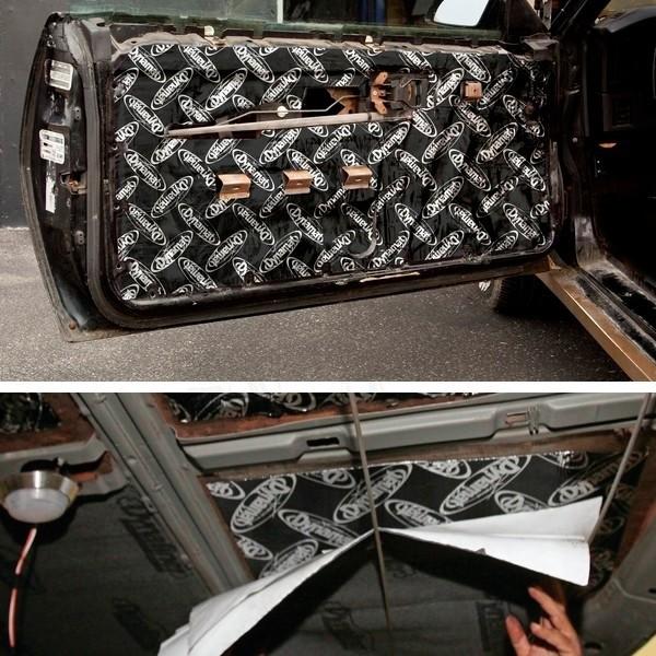 dynamat xtreme isolant phonique haut de gamme pour voiture. Black Bedroom Furniture Sets. Home Design Ideas