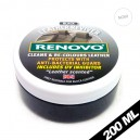 Nettoyant cuirs automobiles noirs RENOVO - 200ml